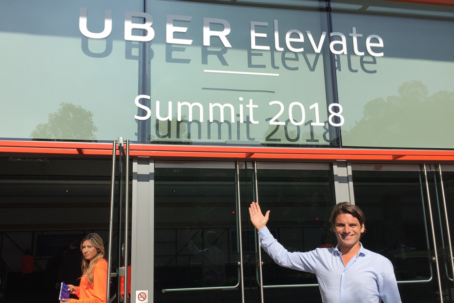 UBER Elevate Summit