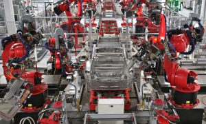 Automotive Tesla Bunsen Consulting